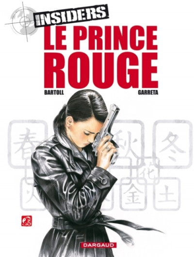 image de Insiders tome 8 - le prince rouge