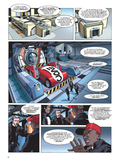 Page 4 speedway tome 2 - a:xis reality