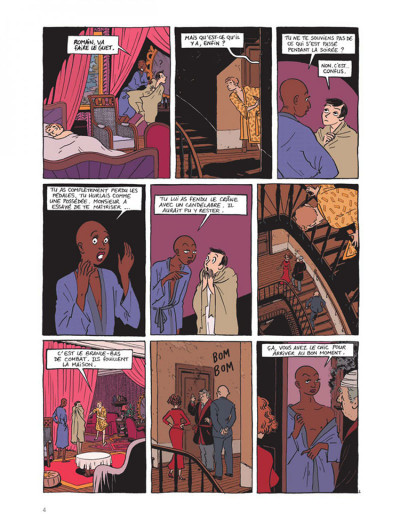 Page 2 Miss pas touche tome 4