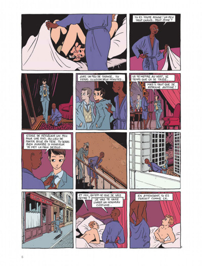 Page 4 Miss pas touche tome 4
