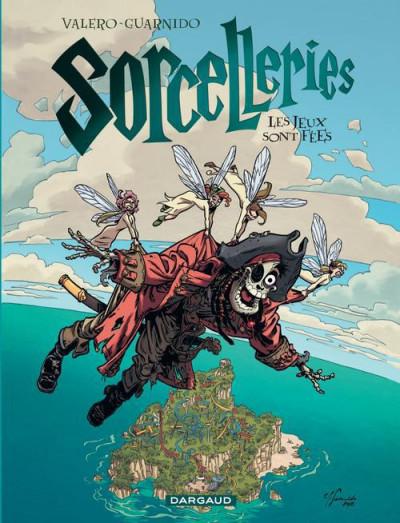 image de sorcelleries tome 3 - Les jeux sont fées