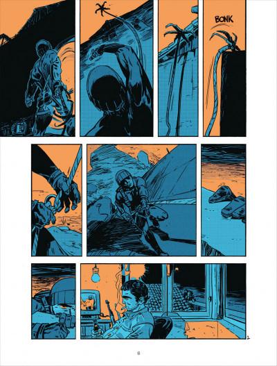 Page 6 Cellule poison tome 4 - dans les serres de l'aigle