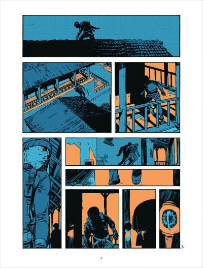 Page 7 Cellule poison tome 4 - dans les serres de l'aigle