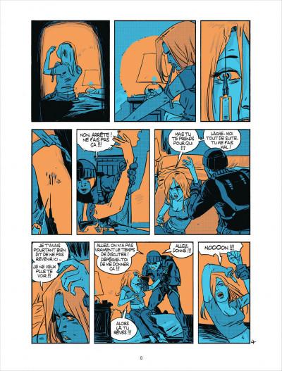 Page 8 Cellule poison tome 4 - dans les serres de l'aigle