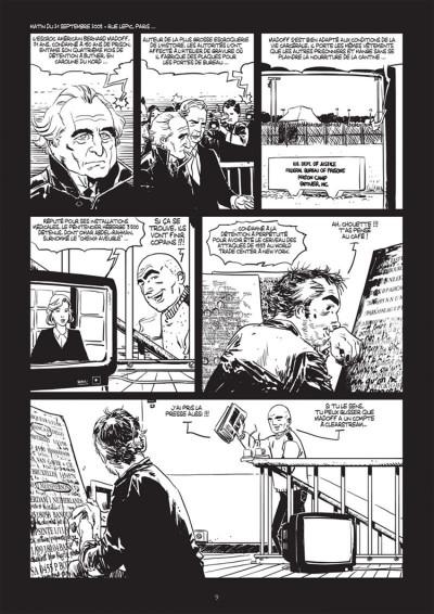 Page 5 L'affaire des affaires tome 2 - l'enquête