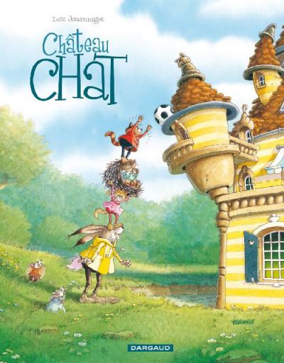 image de Château chat tome 1