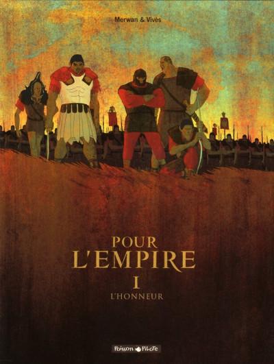 Couverture Pour l'empire tome 1