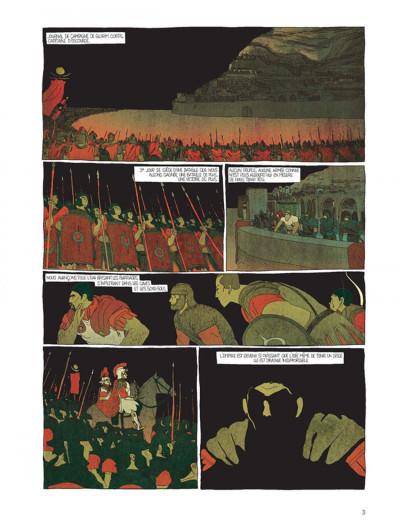 Page 1 Pour l'empire tome 1