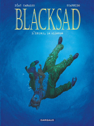 Couverture Blacksad tome 4