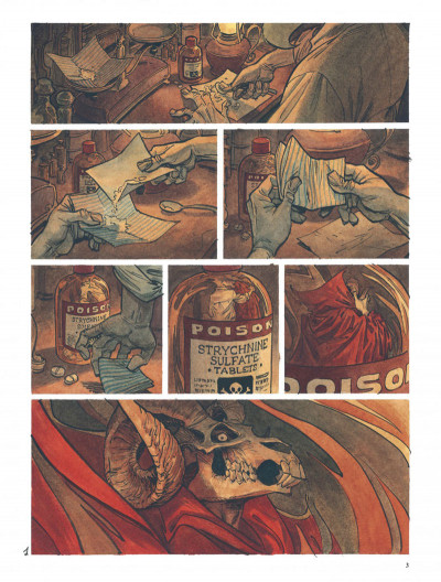 Page 3 Blacksad tome 4