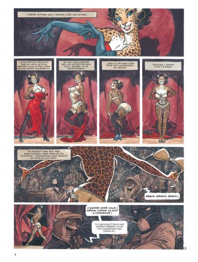 Page 4 Blacksad tome 4