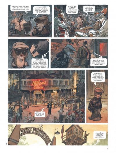 Page 5 Blacksad tome 4