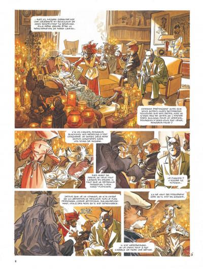 Page 8 Blacksad tome 4