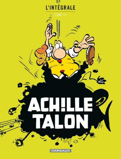 image de Achille talon - intégrale tome 13