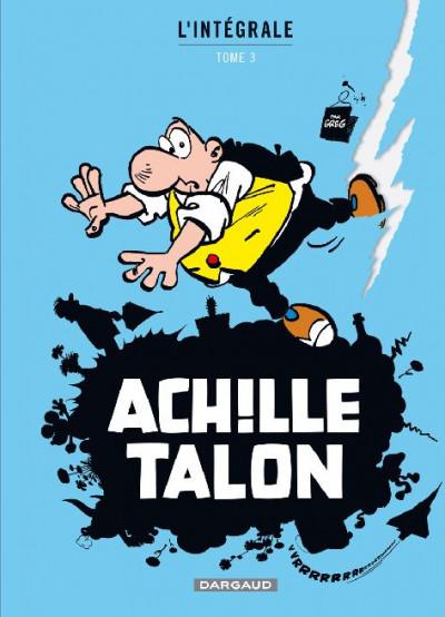 image de Achille talon - intégrale tome 3
