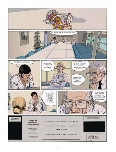 Page 6 Les cobayes