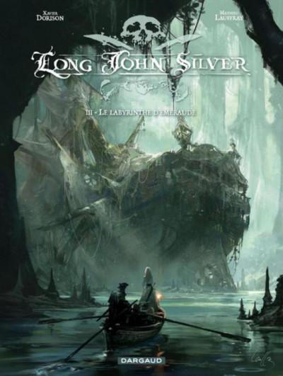 Couverture Long john silver tome 3