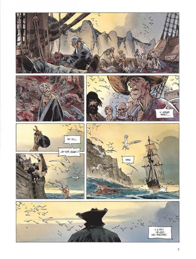 Page 4 Long john silver tome 3