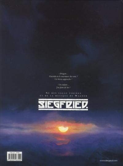 Dos Siegfried tome 3