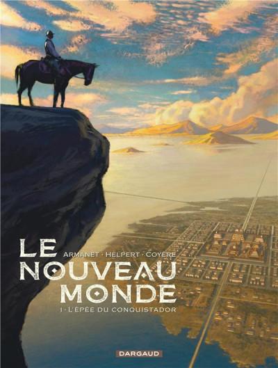 Couverture Le nouveau monde tome 1