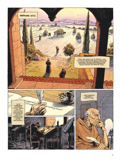 Page 2 Le nouveau monde tome 1