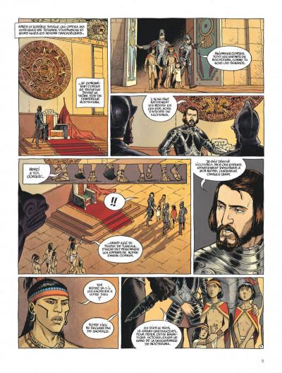 Page 4 Le nouveau monde tome 1