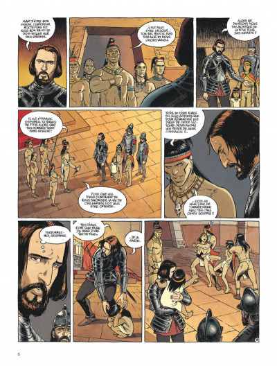 Page 6 Le nouveau monde tome 1