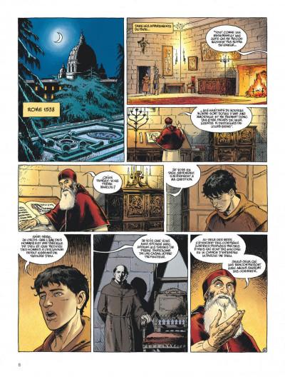 Page 8 Le nouveau monde tome 1