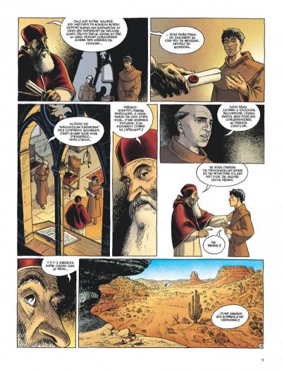 Page 9 Le nouveau monde tome 1