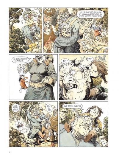 Page 2 Le coeur de glace
