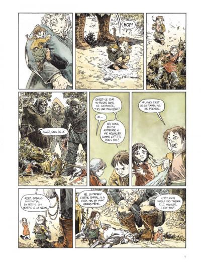 Page 3 Le coeur de glace