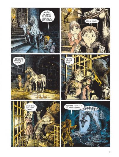 Page 5 Le coeur de glace