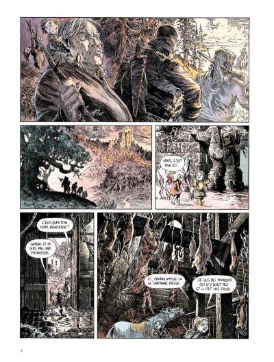 Page 6 Le coeur de glace