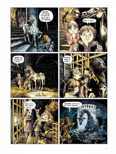 Page 7 Le coeur de glace