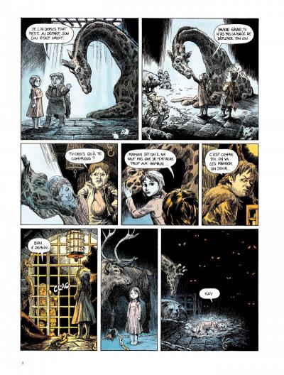 Page 8 Le coeur de glace