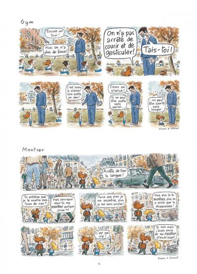 Page 5 Pico bogue tome 3 - question d'équilibre