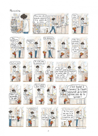 Page 6 Pico bogue tome 3 - question d'équilibre