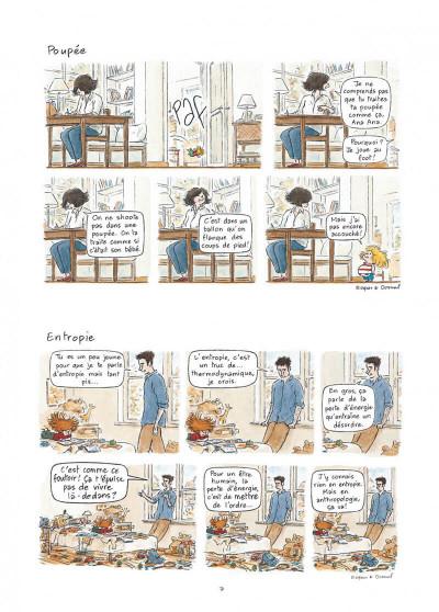Page 7 Pico bogue tome 3 - question d'équilibre