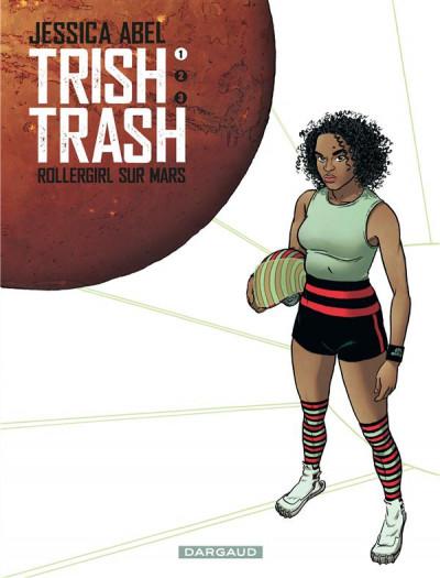 Couverture Trish Trash tome 1