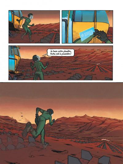 Page 8 Trish Trash tome 1