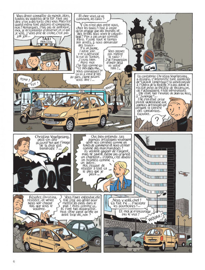 Page 4 Le perroquet des batignolles tome 1