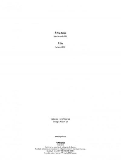 Page 2 les racines du chaos tome 1 - lux