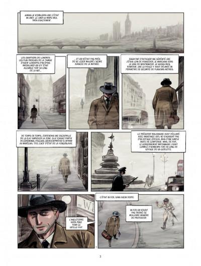 Page 3 les racines du chaos tome 1 - lux