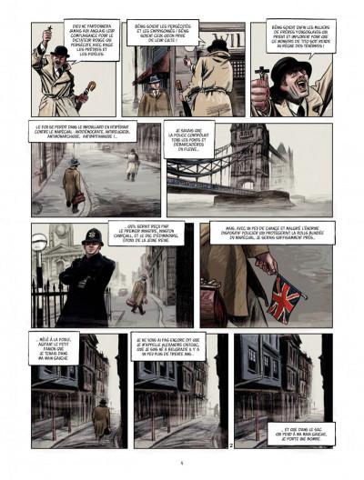 Page 4 les racines du chaos tome 1 - lux