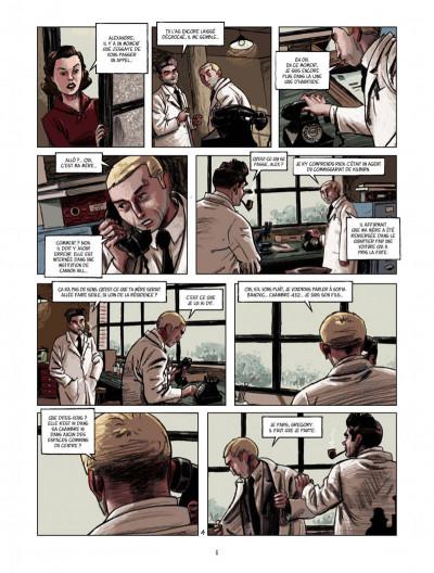 Page 6 les racines du chaos tome 1 - lux