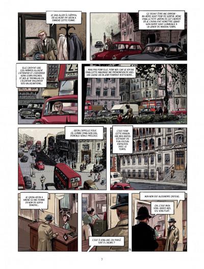 Page 7 les racines du chaos tome 1 - lux