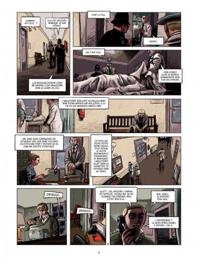 Page 8 les racines du chaos tome 1 - lux