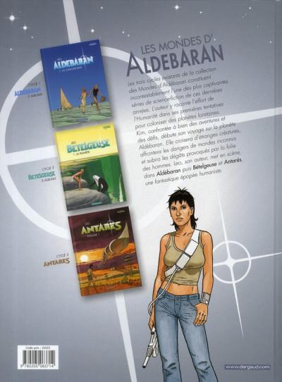Dos Antarès tome 3