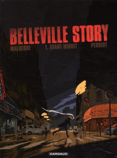 image de Belleville story tome 1 - avant minuit