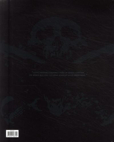 Dos Long john silver tome 2 - neptune - édition luxe